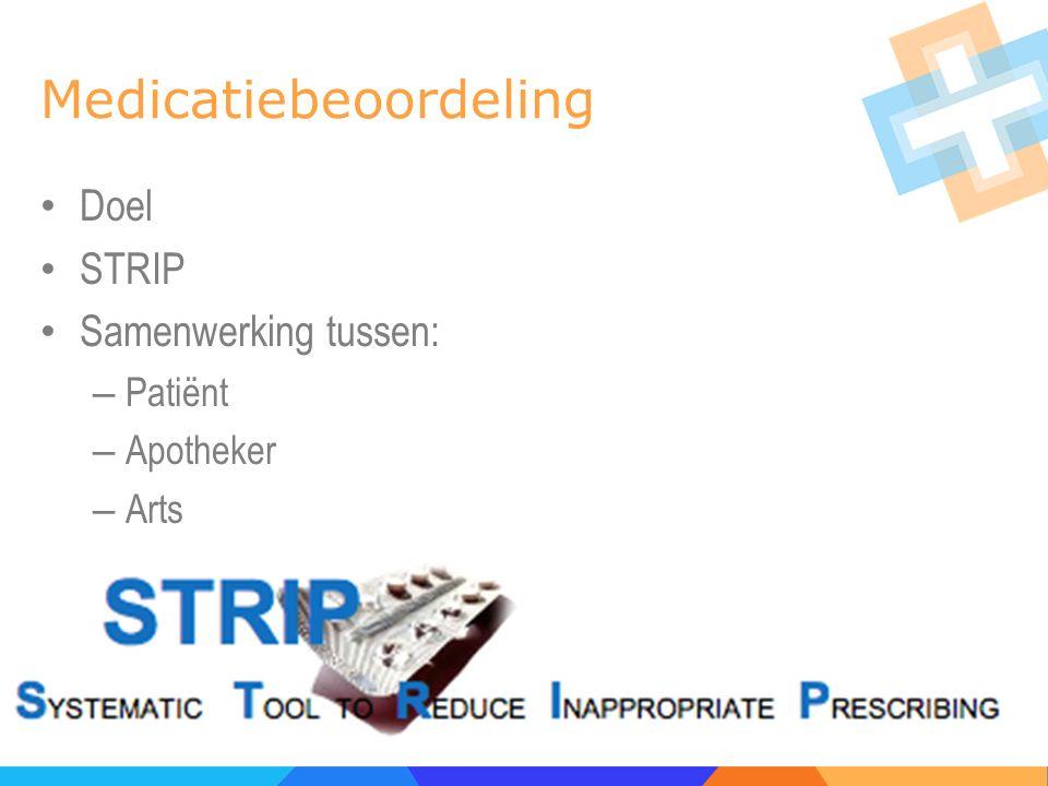 Medicatiebeoordeling