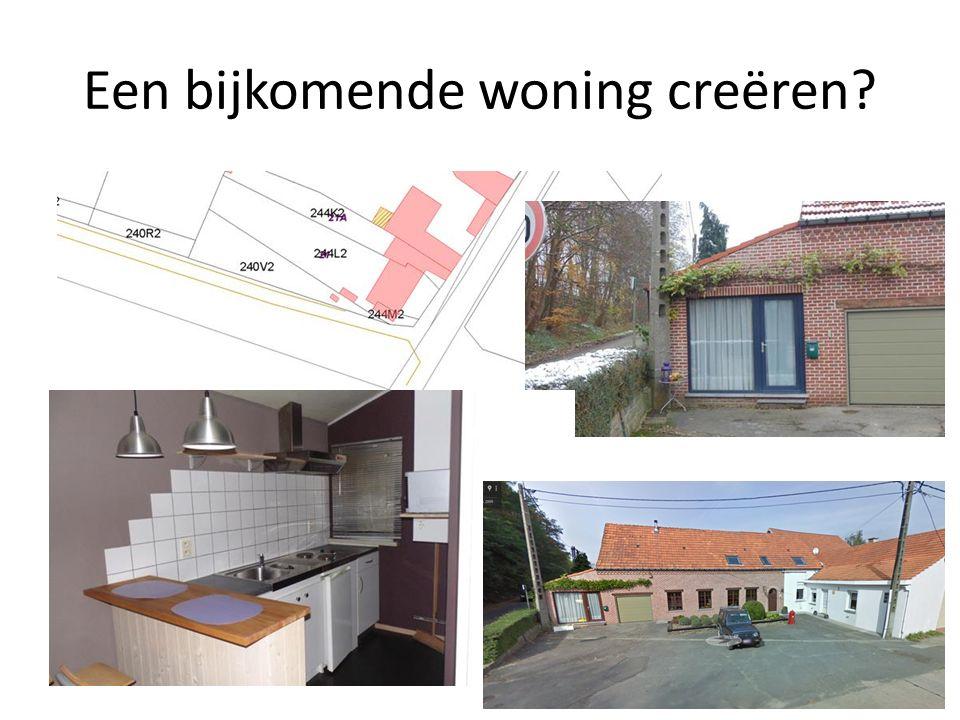 Een bijkomende woning creëren