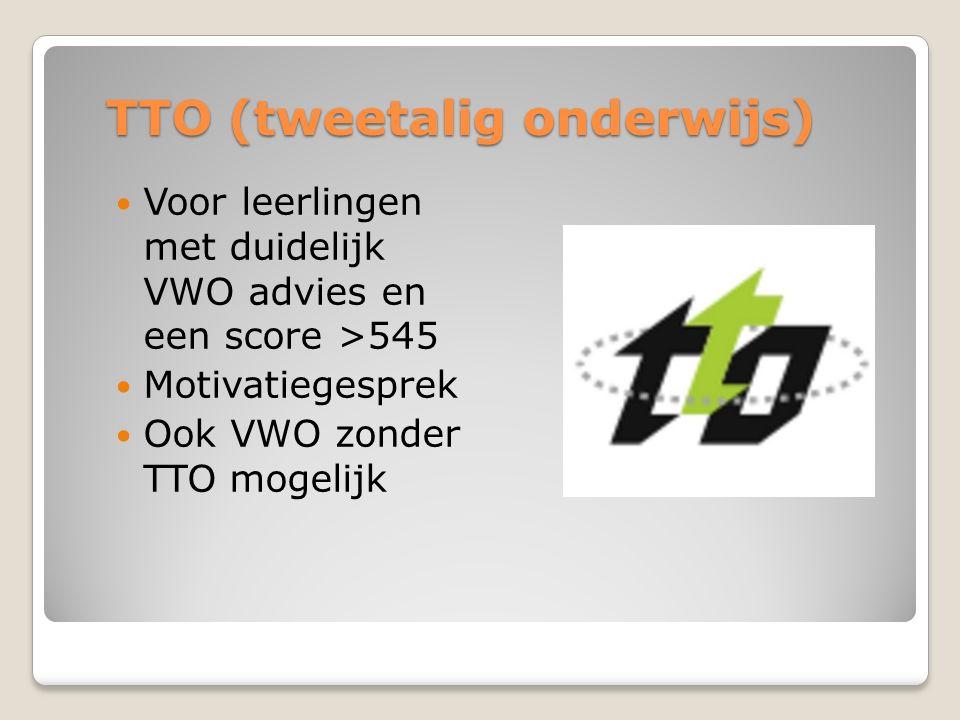 TTO (tweetalig onderwijs)