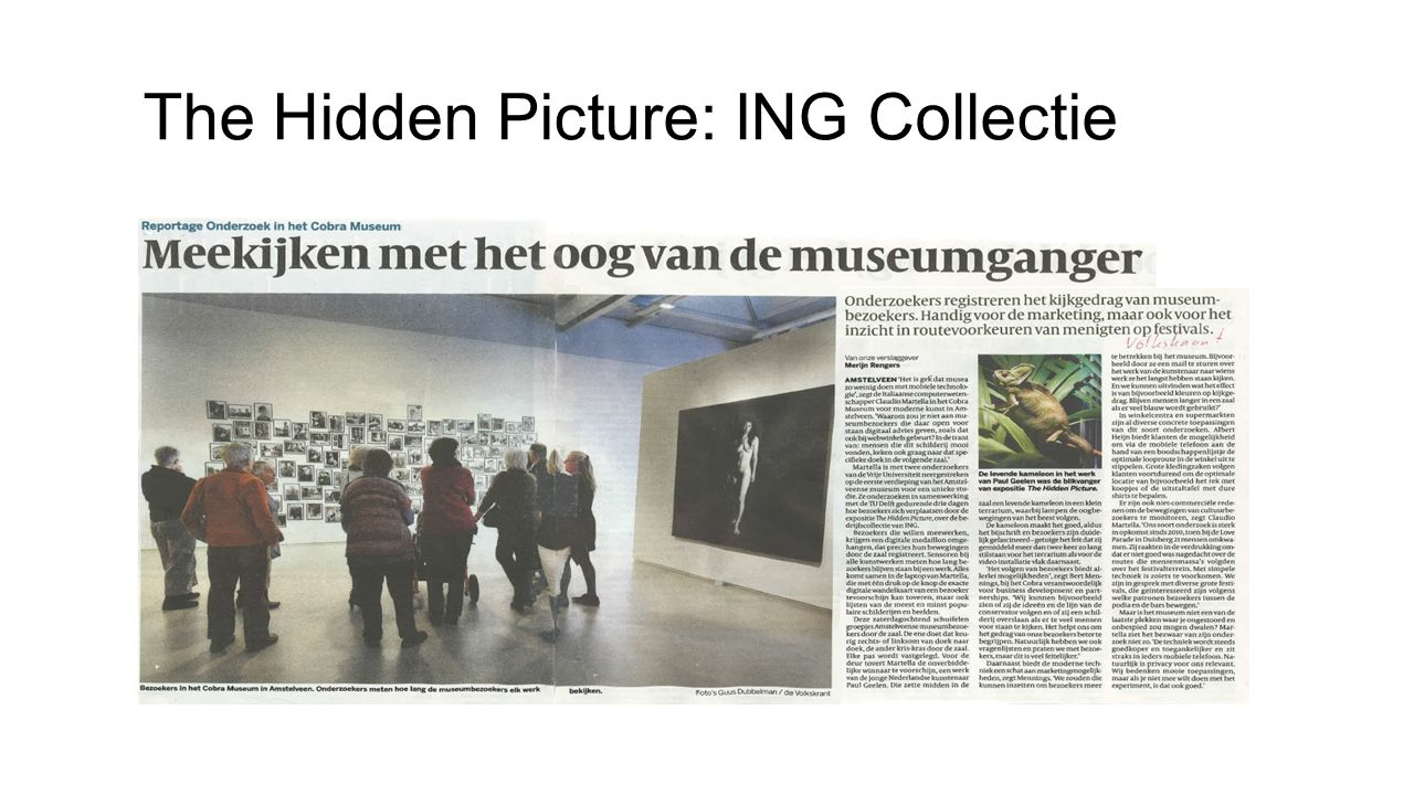 The Hidden Picture: ING Collectie