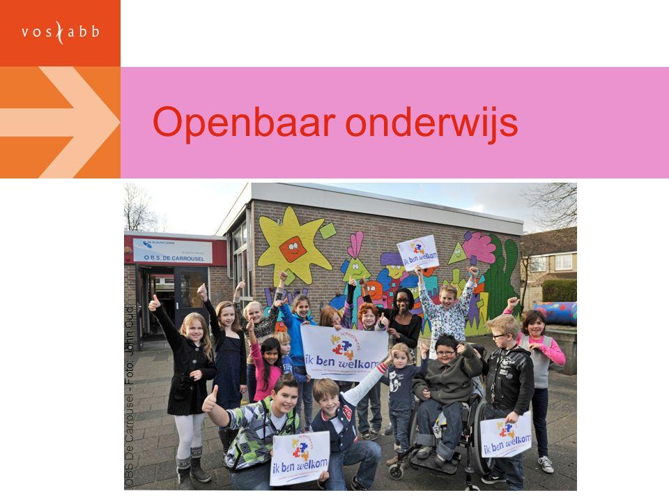 Openbaar onderwijs OBS De Carrousel - Foto: John Oud