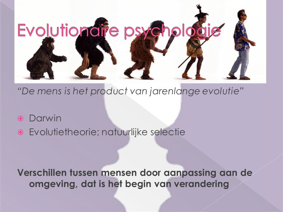 Evolutionaire psychologie