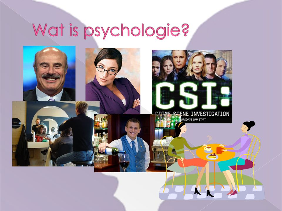 Wat is psychologie