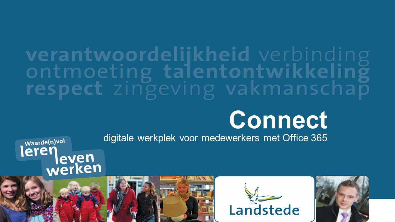 digitale werkplek voor medewerkers met Office 365
