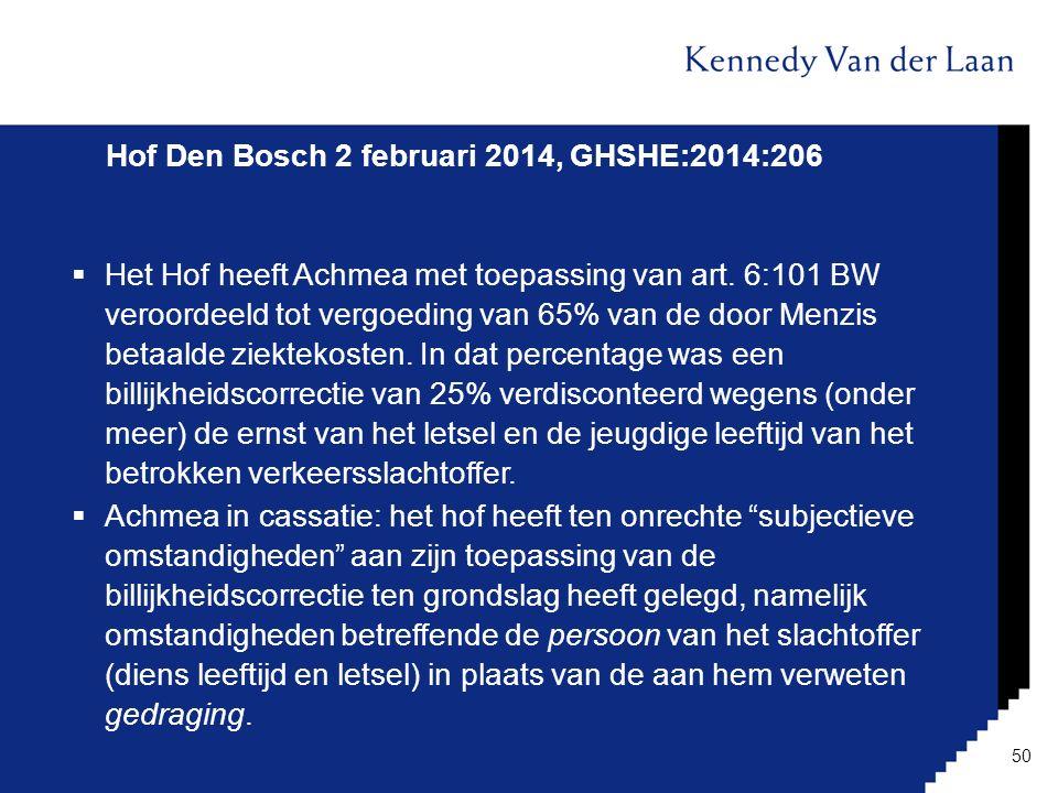 Hof Den Bosch 2 februari 2014, GHSHE:2014:206