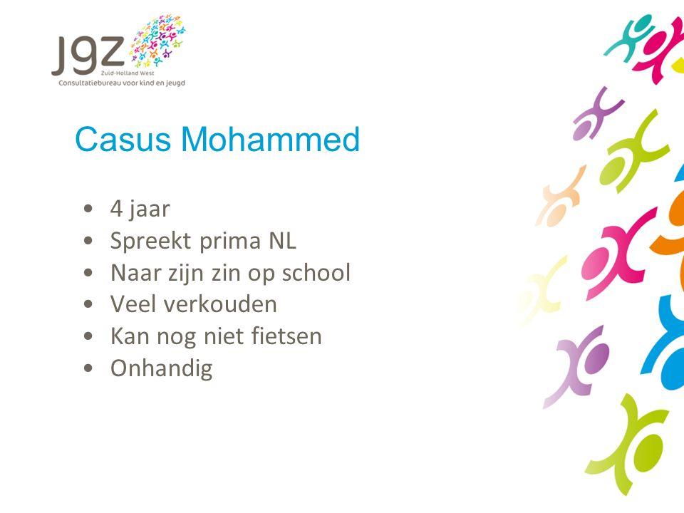 Casus Mohammed 4 jaar Spreekt prima NL Naar zijn zin op school