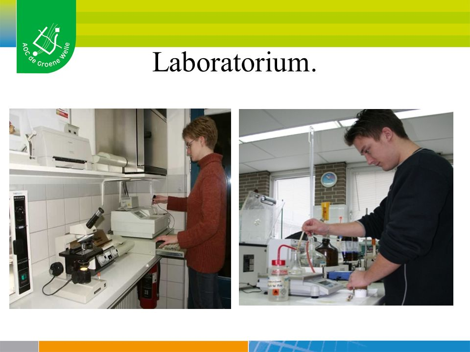 Laboratorium.