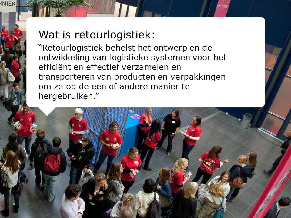 Wat is retourlogistiek:
