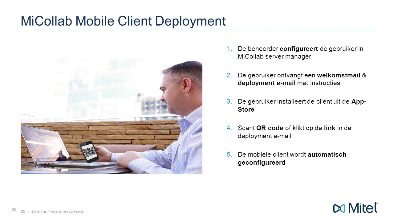 MiCollab Mobile Client Deployment