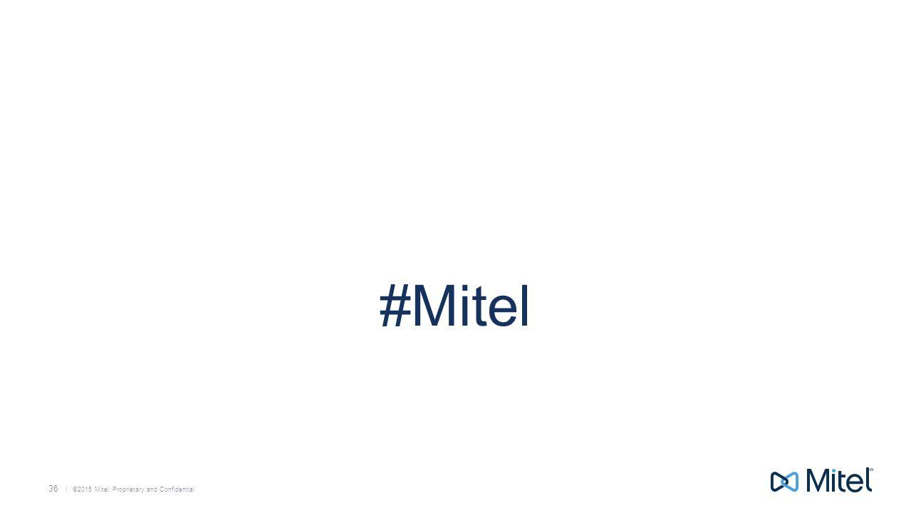 #Mitel