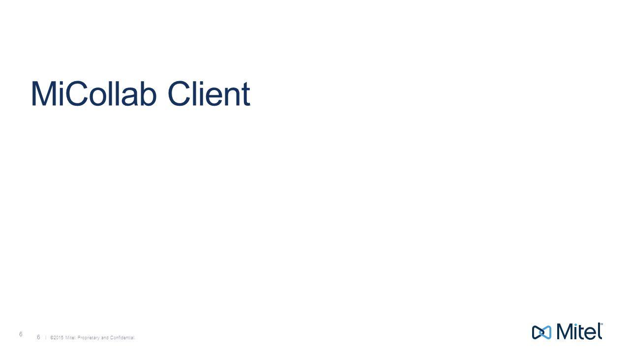 MiCollab Client