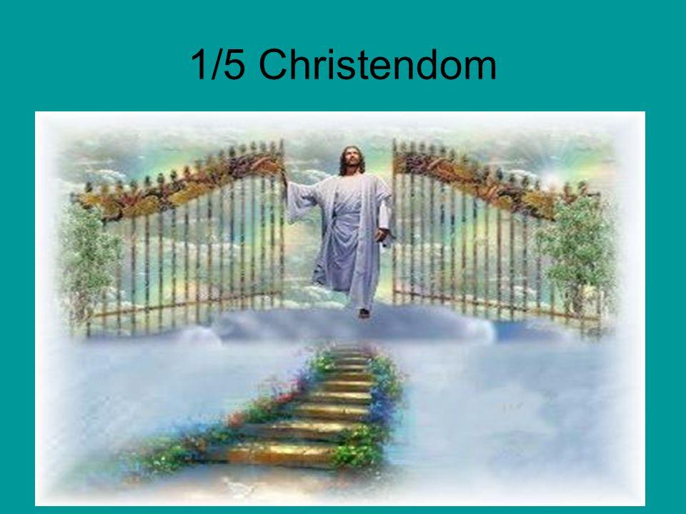 1/5 Christendom Ja, hemel/hel