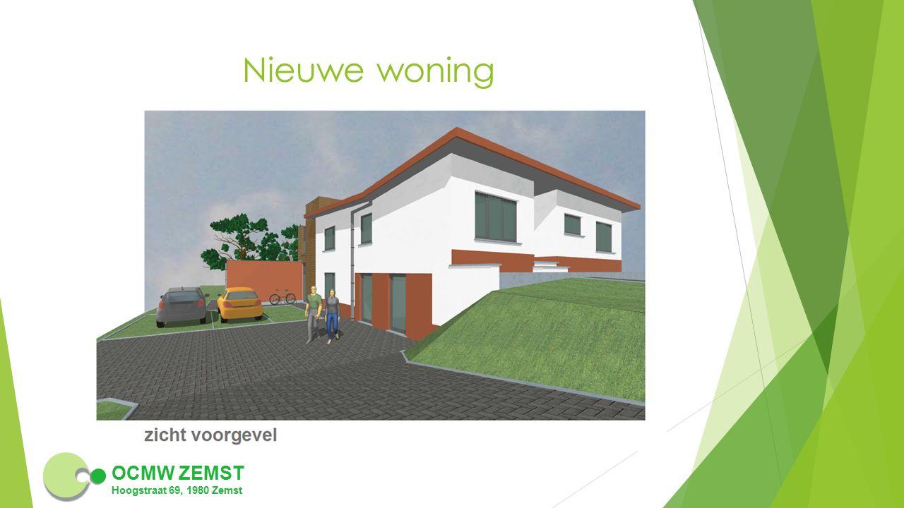 Nieuwe woning