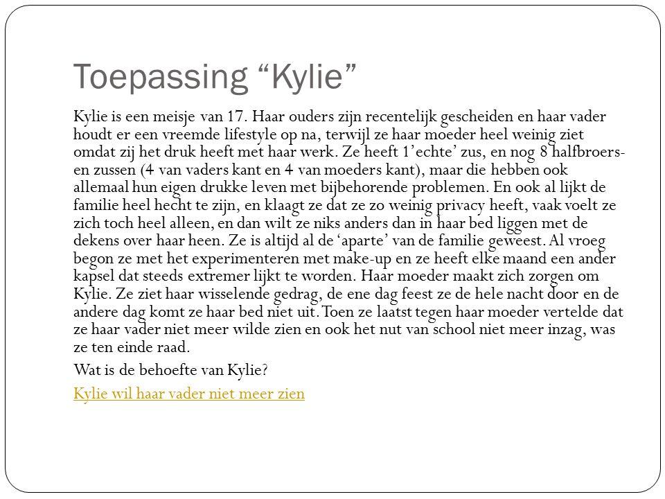 Toepassing Kylie