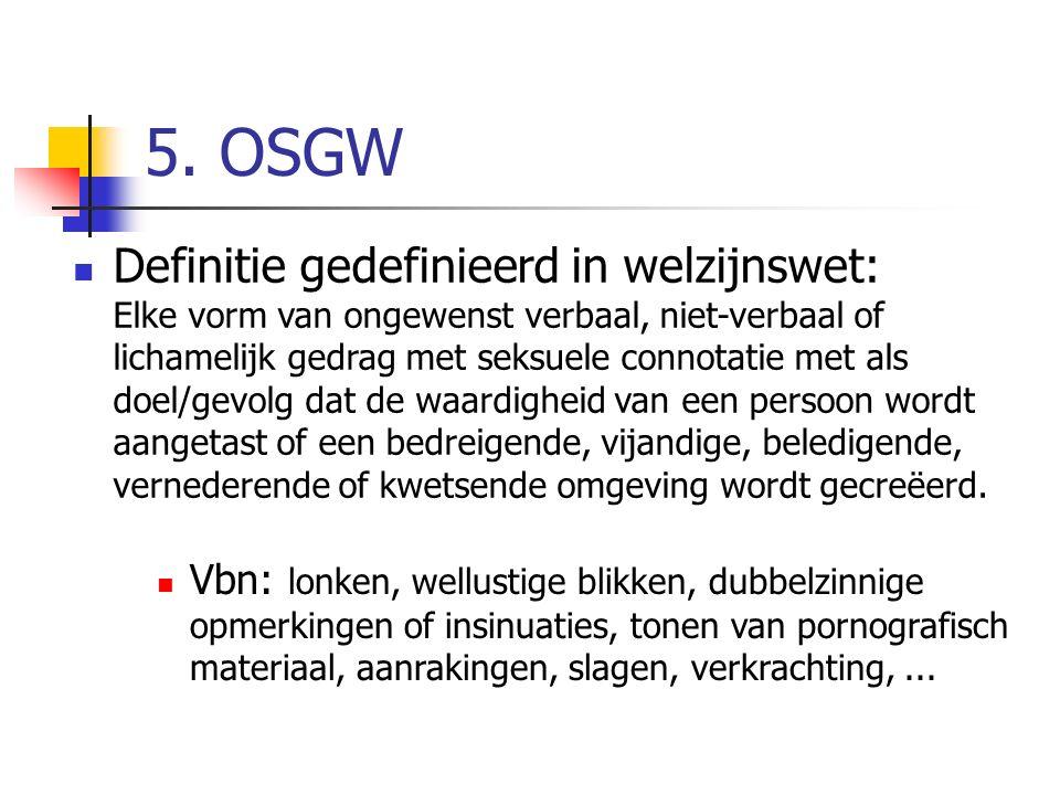 5. OSGW