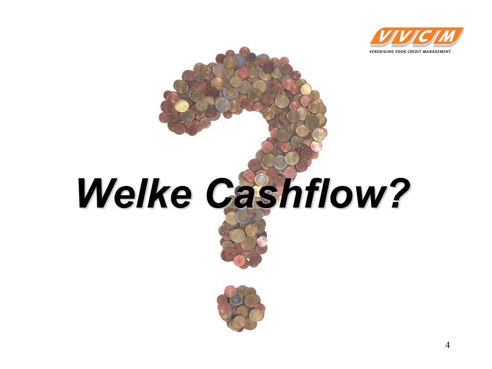 Welke Cashflow