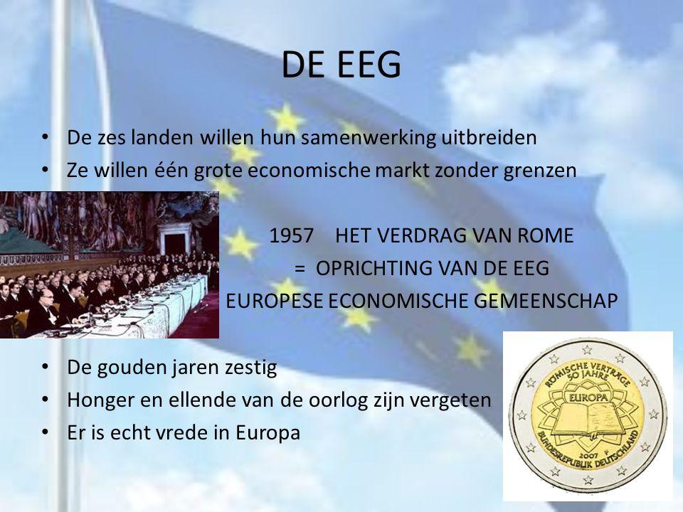 EUROPESE ECONOMISCHE GEMEENSCHAP