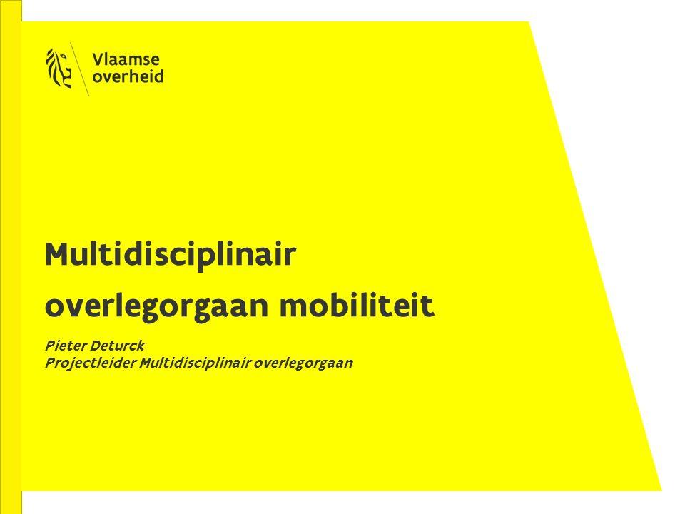 Multidisciplinair overlegorgaan mobiliteit