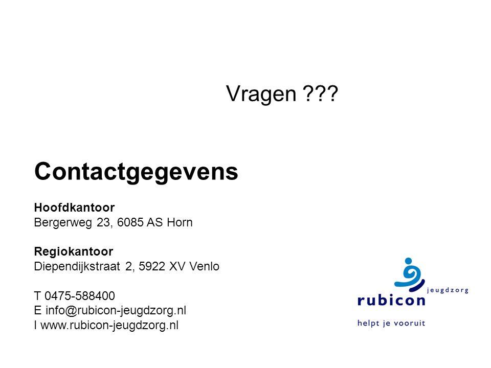 Contactgegevens Vragen Hoofdkantoor Bergerweg 23, 6085 AS Horn