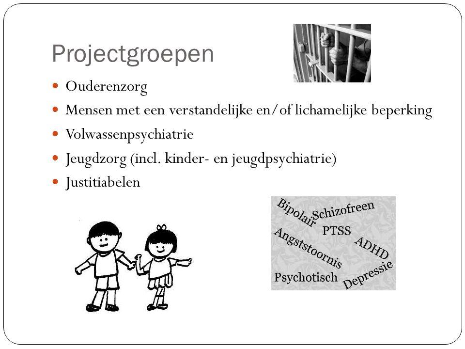 Projectgroepen Ouderenzorg