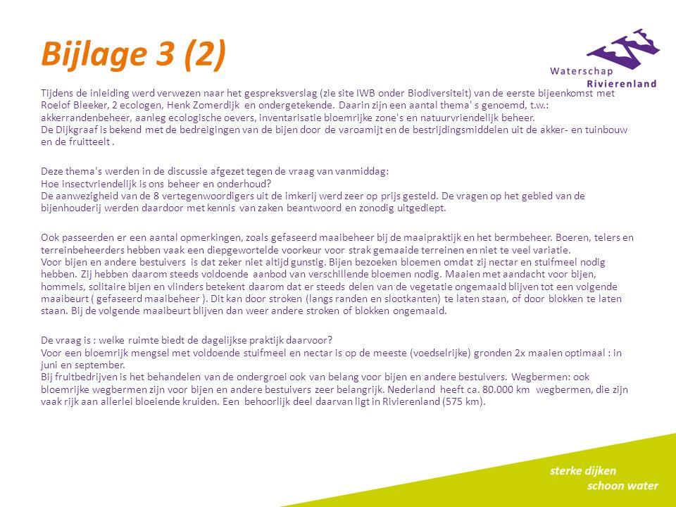 Bijlage 3 (2)