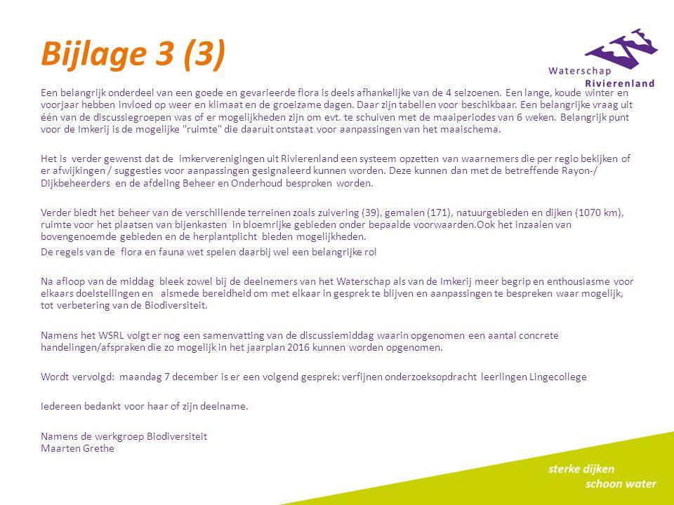 Bijlage 3 (3)