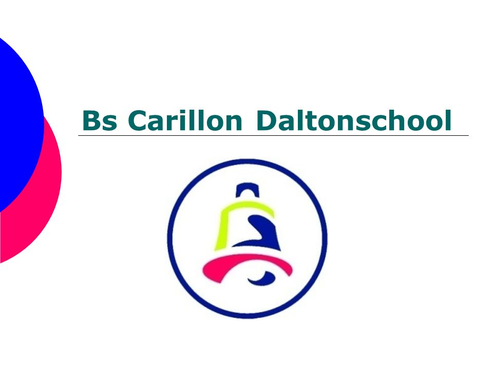 Bs Carillon Daltonschool