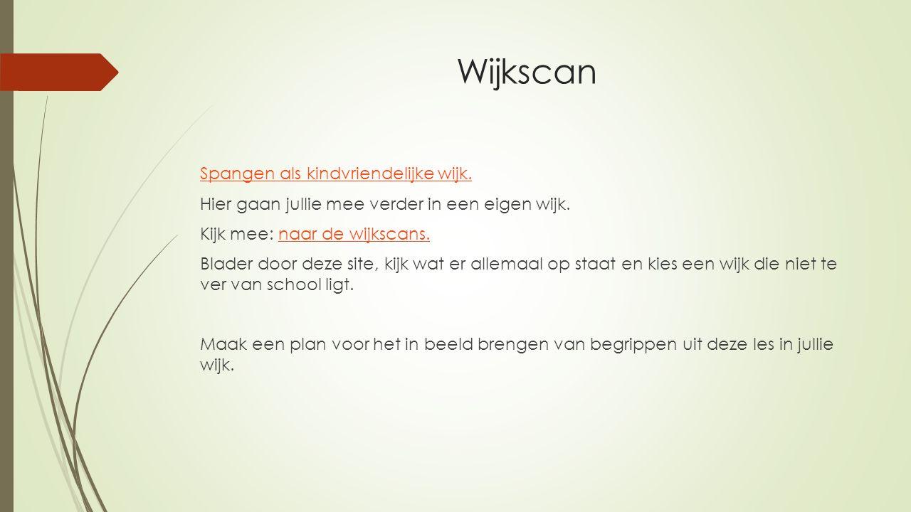 Wijkscan