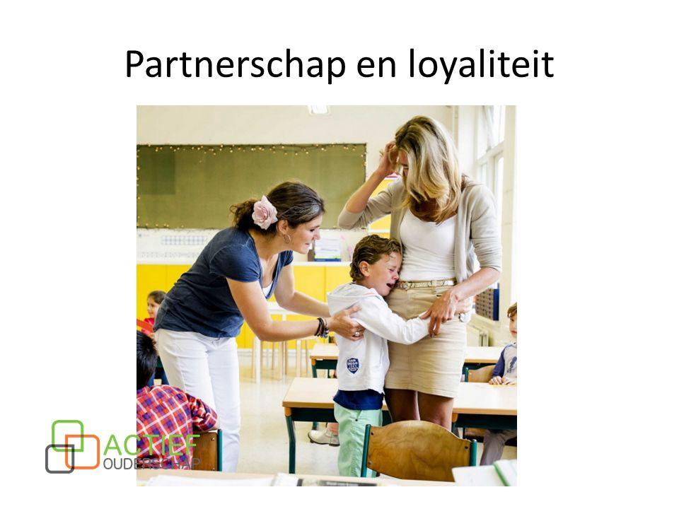 Partnerschap en loyaliteit
