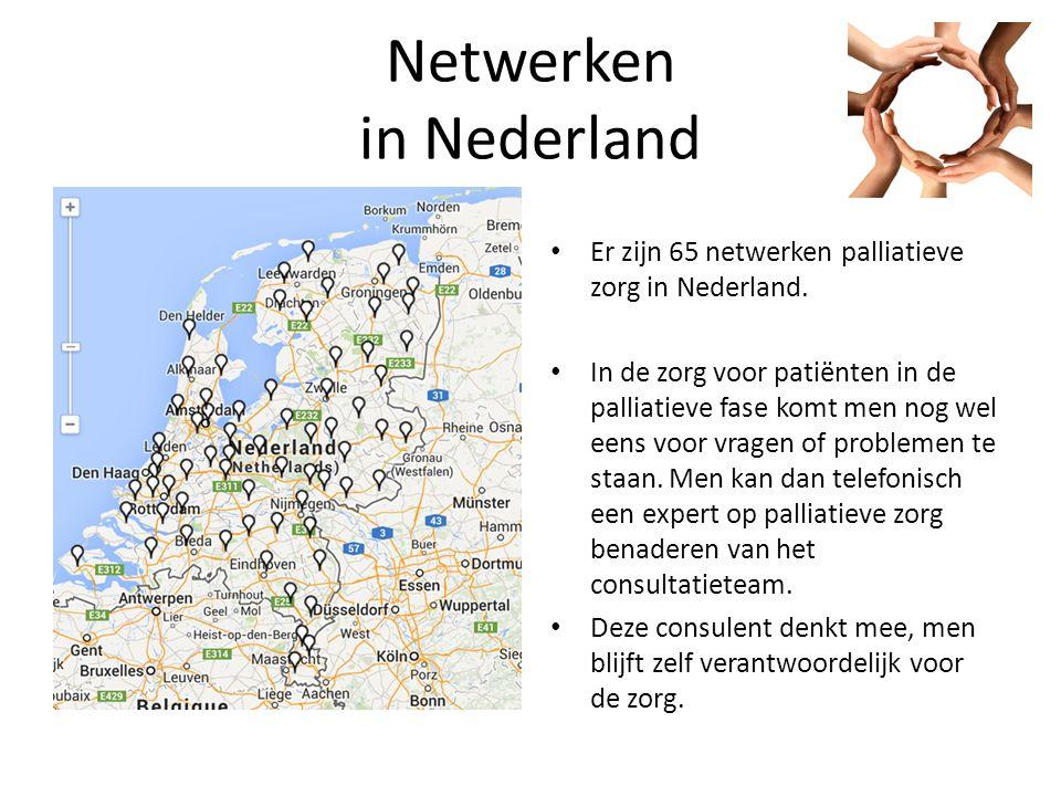 Netwerken in Nederland