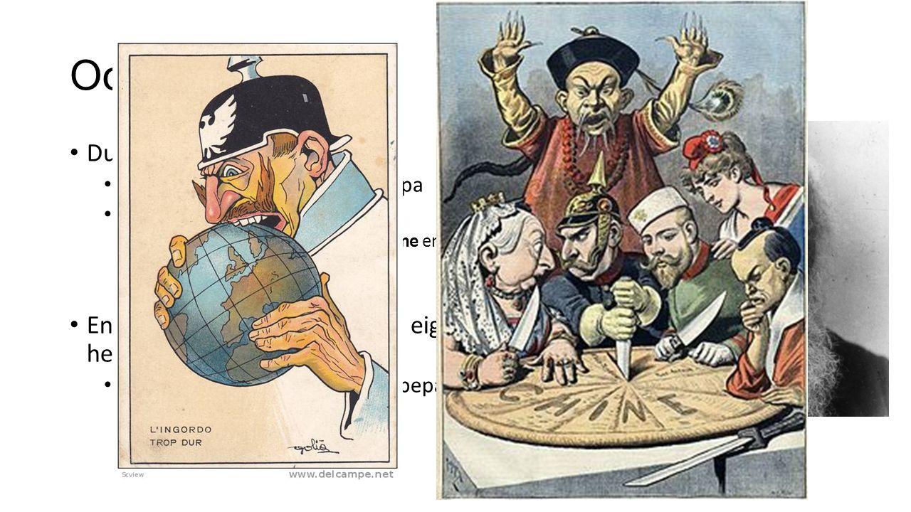 Oorzaken WO I Duits Keizerrijk (1871-1918)