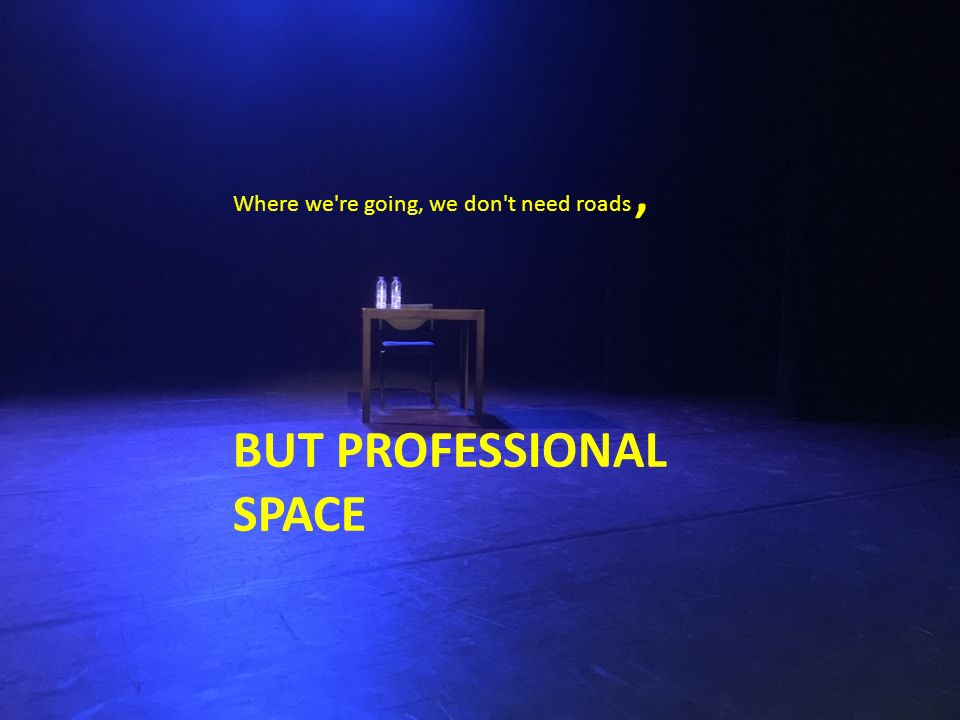 BUT PROFESSIONAL SPACE
