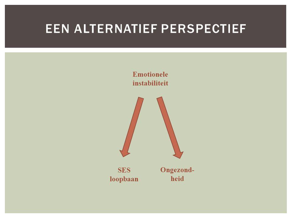 Een alternatief perspectief