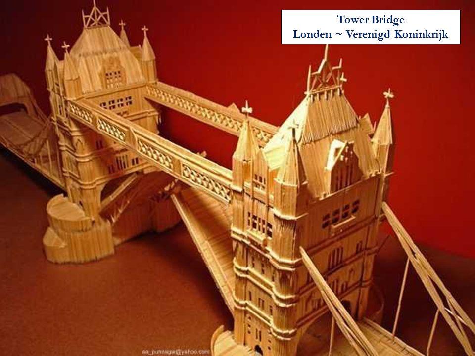 Londen ~ Verenigd Koninkrijk