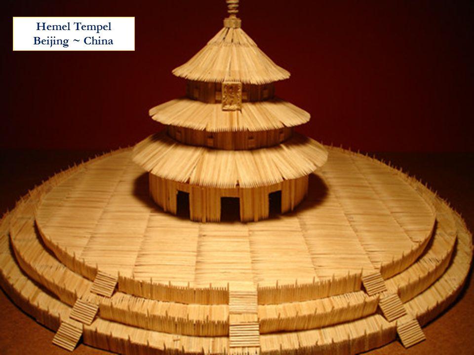 Hemel Tempel Beijing ~ China