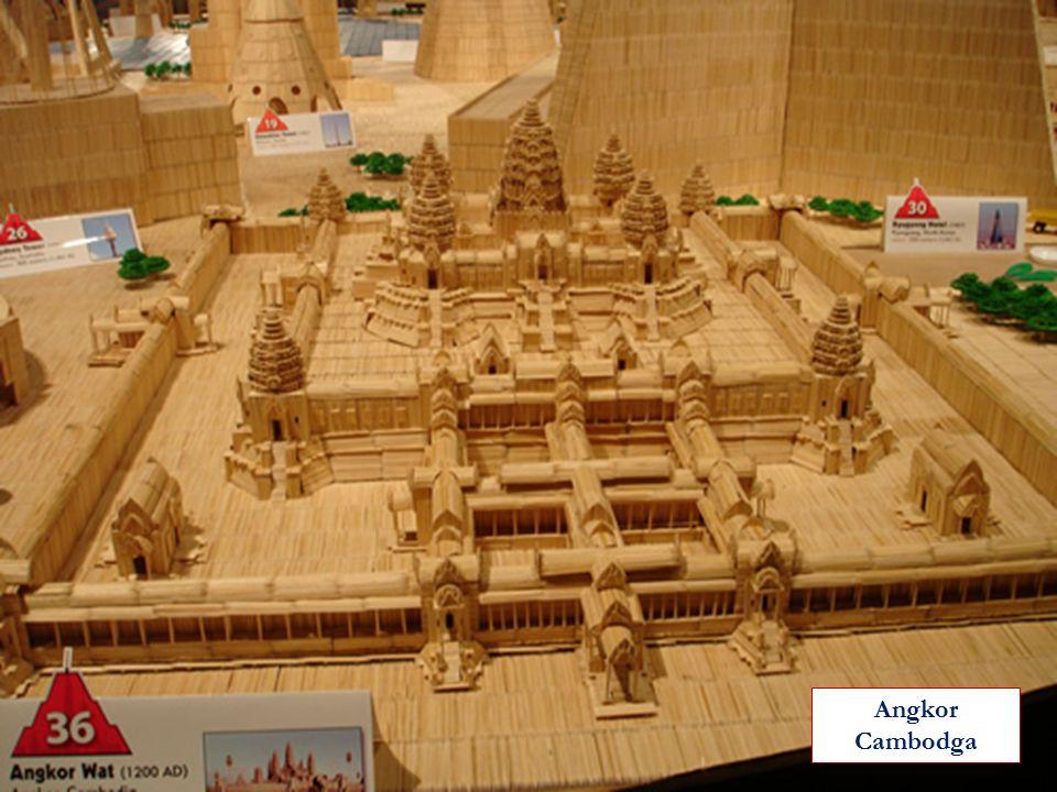 Angkor Cambodga