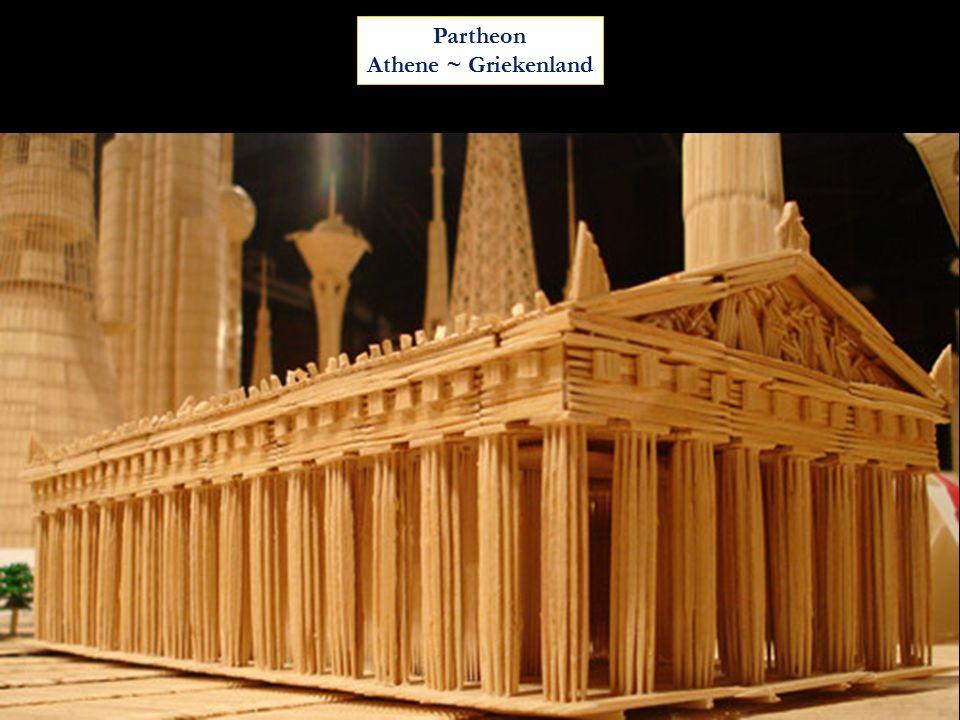 Partheon Athene ~ Griekenland