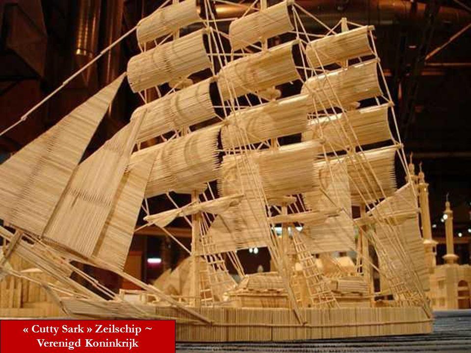 « Cutty Sark » Zeilschip ~ Verenigd Koninkrijk