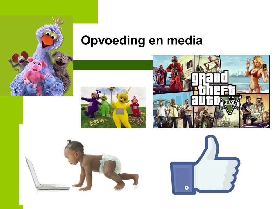 Opvoeding en media o