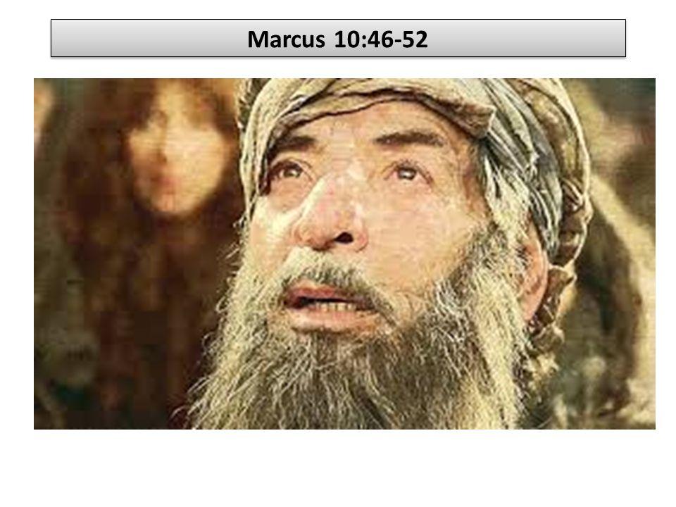 Marcus 10:46-52