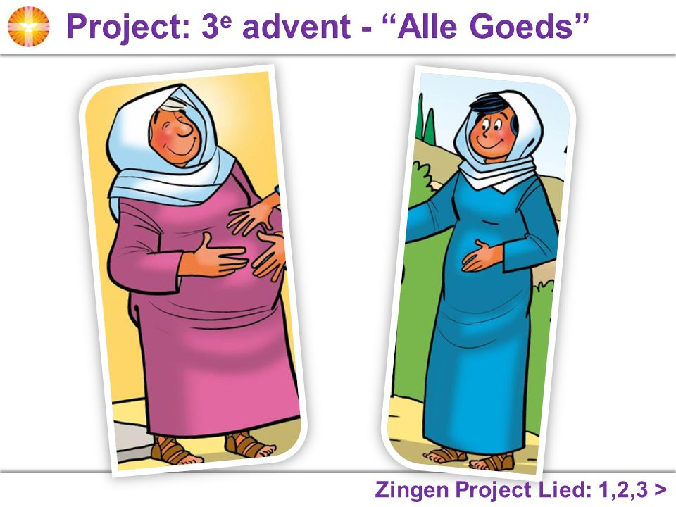 Project: 3e advent - Alle Goeds