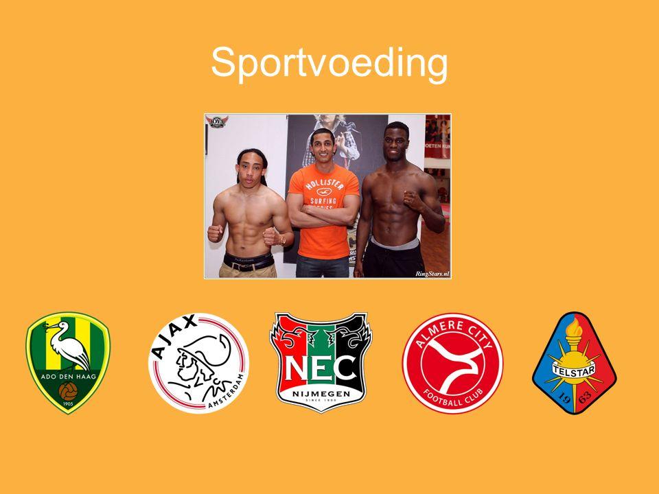 Sportvoeding Nog meer vertellen wat ik doe Legitiem over komen