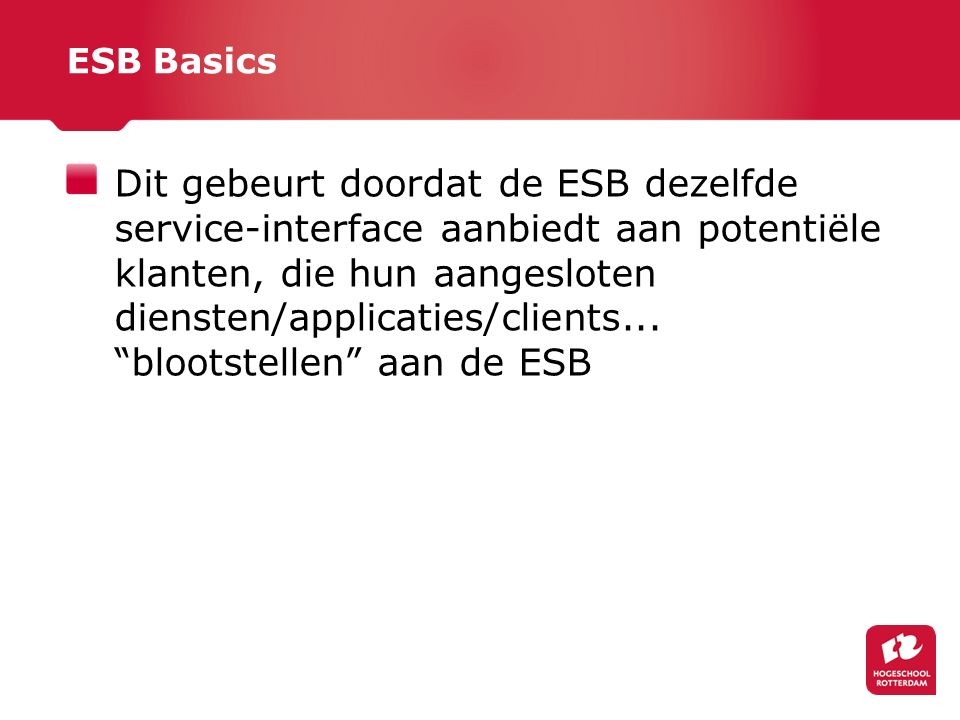 ESB Basics