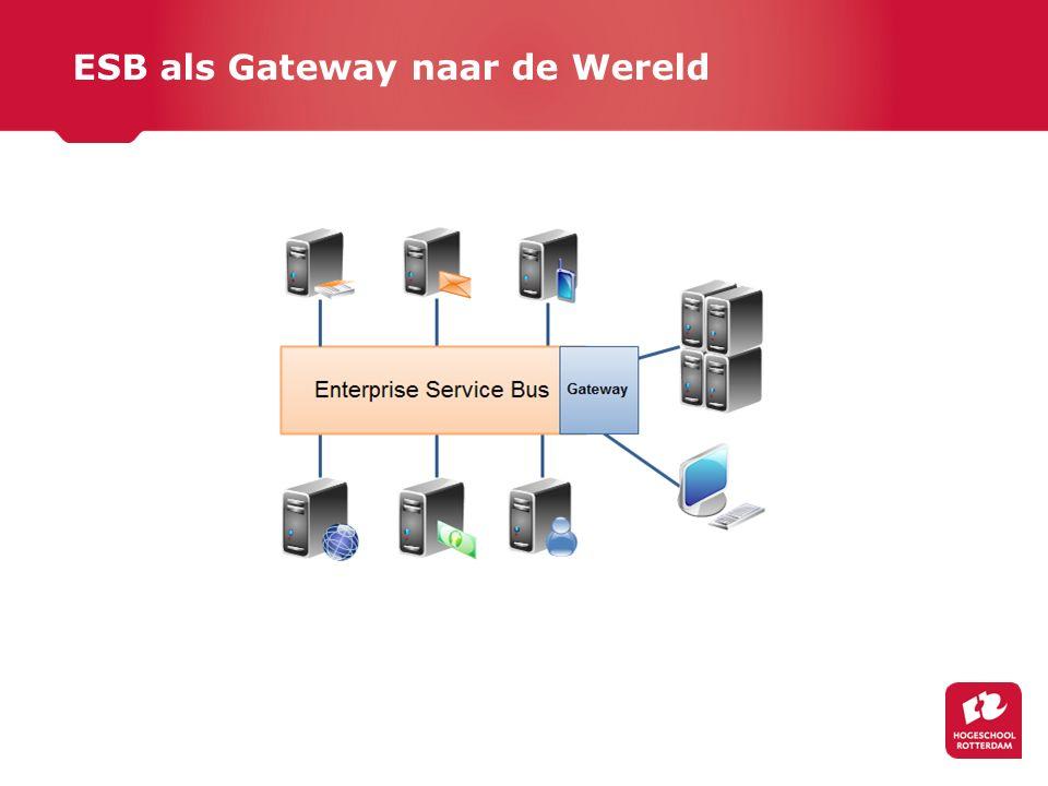 ESB als Gateway naar de Wereld