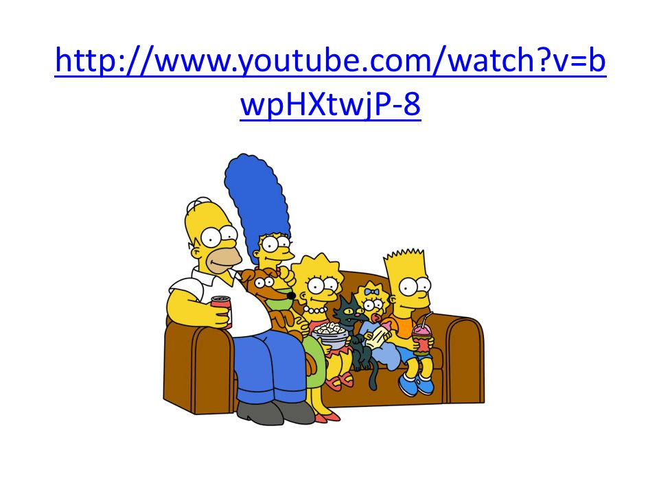 http://www.youtube.com/watch v=bwpHXtwjP-8 Het systeem sluit zich – Simpsons Family Therapy