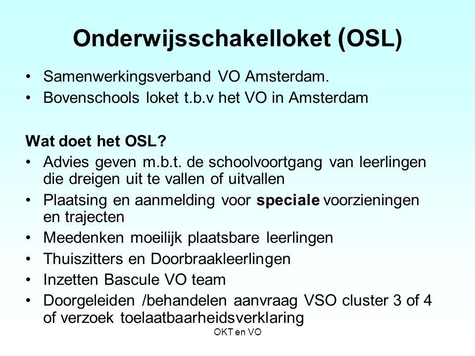 Onderwijsschakelloket (OSL)