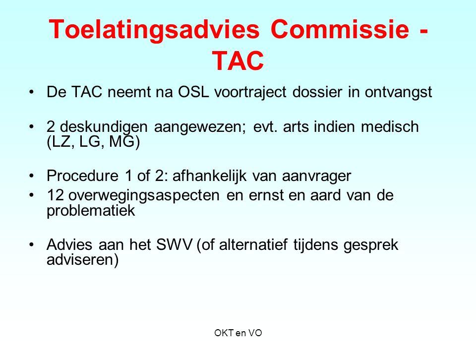 Toelatingsadvies Commissie - TAC