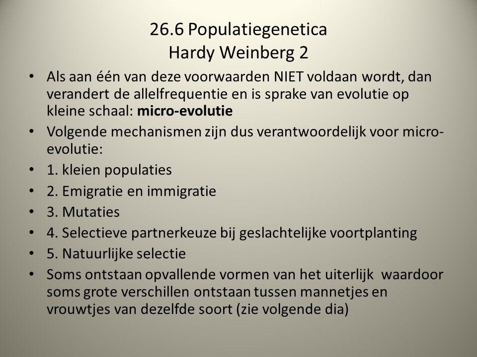 26.6 Populatiegenetica Hardy Weinberg 2