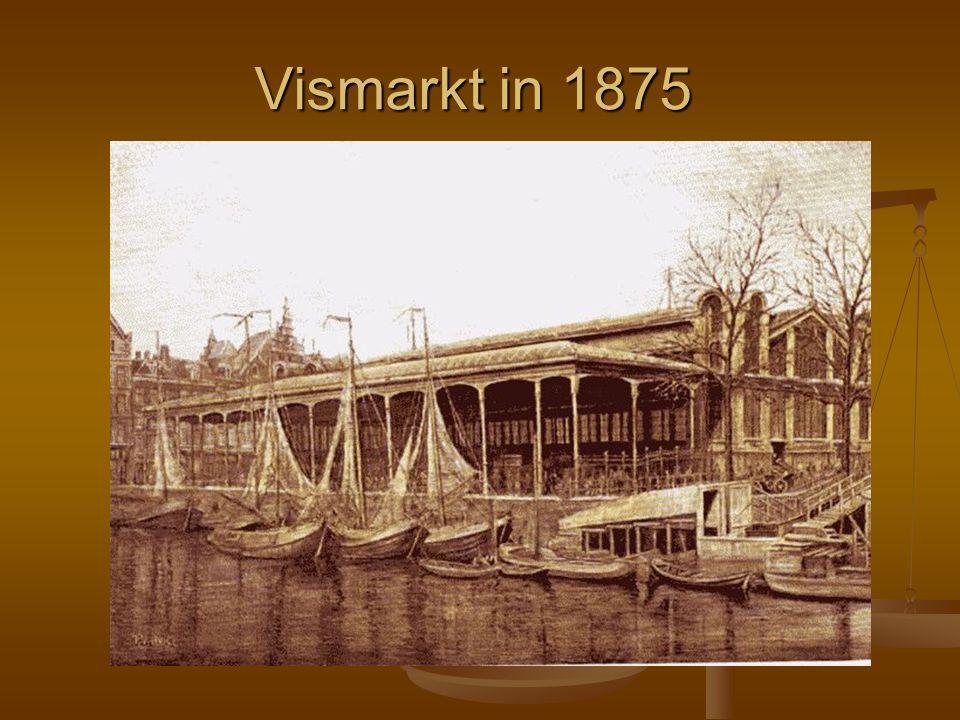 Vismarkt in 1875