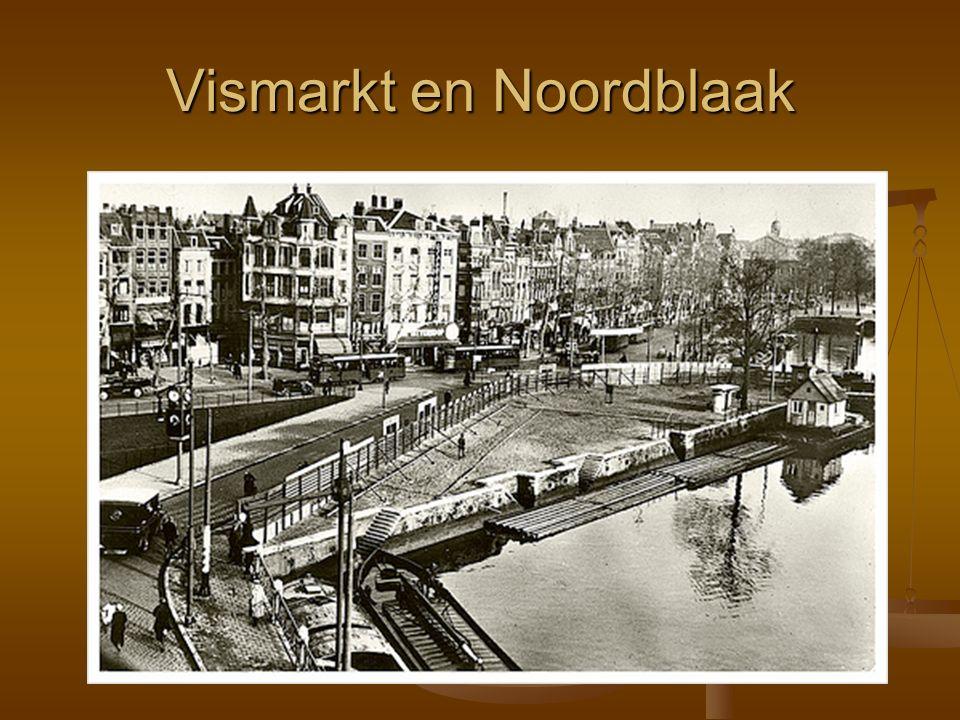Vismarkt en Noordblaak